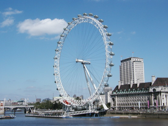 Eye Of London - Yield