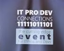 IT PRO|DEV CONNECTIONS 2014